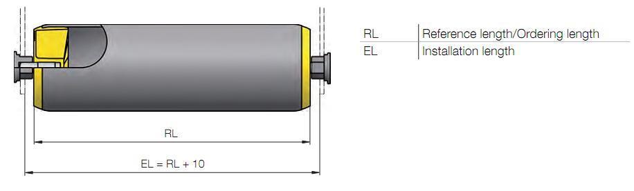 Ролики для конвейеров размер главный тормозной транспортер т4