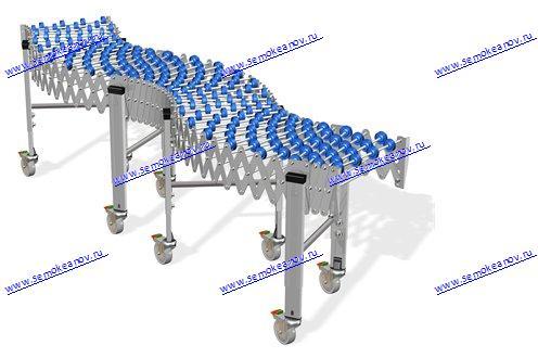 Сегментный конвейер конвейерное оборудование горняк